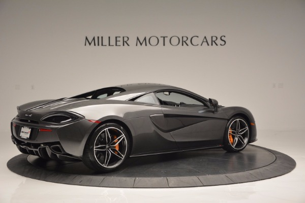 Used 2016 McLaren 570S for sale Sold at Alfa Romeo of Greenwich in Greenwich CT 06830 8