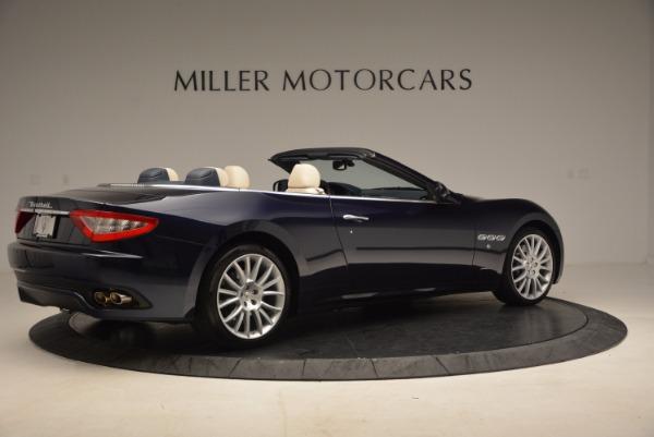 Used 2016 Maserati GranTurismo for sale Sold at Alfa Romeo of Greenwich in Greenwich CT 06830 10