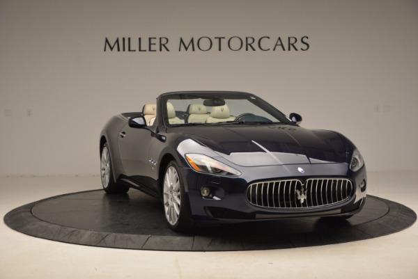 Used 2016 Maserati GranTurismo for sale Sold at Alfa Romeo of Greenwich in Greenwich CT 06830 11
