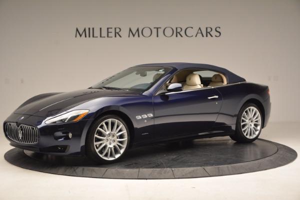 Used 2016 Maserati GranTurismo for sale Sold at Alfa Romeo of Greenwich in Greenwich CT 06830 14