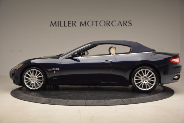 Used 2016 Maserati GranTurismo for sale Sold at Alfa Romeo of Greenwich in Greenwich CT 06830 15