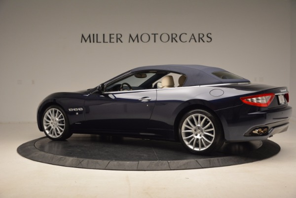 Used 2016 Maserati GranTurismo for sale Sold at Alfa Romeo of Greenwich in Greenwich CT 06830 16