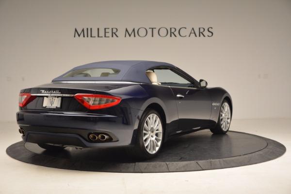 Used 2016 Maserati GranTurismo for sale Sold at Alfa Romeo of Greenwich in Greenwich CT 06830 19