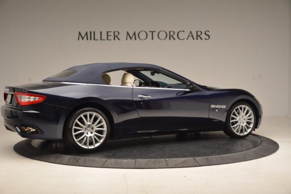 Used 2016 Maserati GranTurismo for sale Sold at Alfa Romeo of Greenwich in Greenwich CT 06830 20