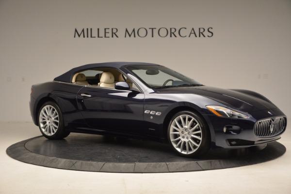 Used 2016 Maserati GranTurismo for sale Sold at Alfa Romeo of Greenwich in Greenwich CT 06830 22