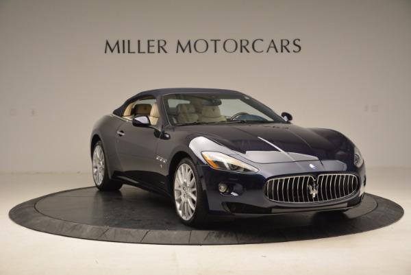 Used 2016 Maserati GranTurismo for sale Sold at Alfa Romeo of Greenwich in Greenwich CT 06830 23