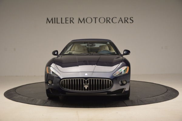 Used 2016 Maserati GranTurismo for sale Sold at Alfa Romeo of Greenwich in Greenwich CT 06830 24