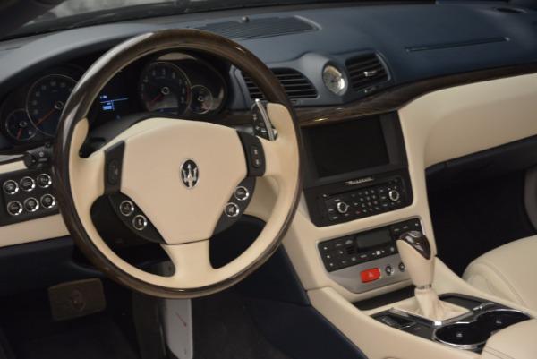 Used 2016 Maserati GranTurismo for sale Sold at Alfa Romeo of Greenwich in Greenwich CT 06830 25