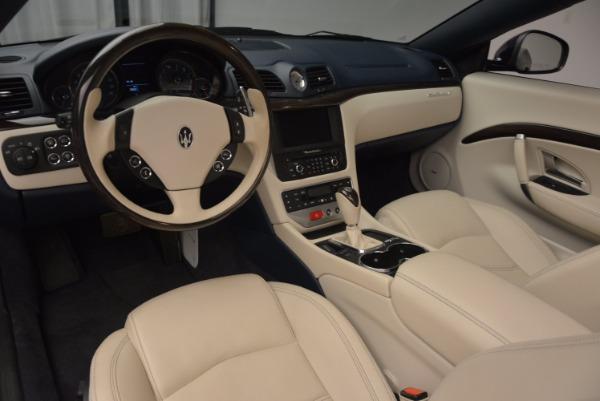Used 2016 Maserati GranTurismo for sale Sold at Alfa Romeo of Greenwich in Greenwich CT 06830 26