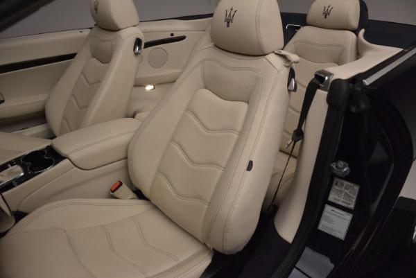 Used 2016 Maserati GranTurismo for sale Sold at Alfa Romeo of Greenwich in Greenwich CT 06830 28