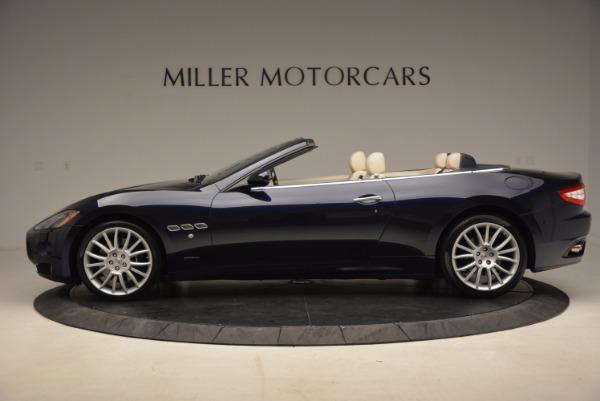 Used 2016 Maserati GranTurismo for sale Sold at Alfa Romeo of Greenwich in Greenwich CT 06830 3