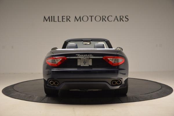 Used 2016 Maserati GranTurismo for sale Sold at Alfa Romeo of Greenwich in Greenwich CT 06830 6