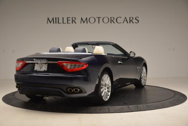 Used 2016 Maserati GranTurismo for sale Sold at Alfa Romeo of Greenwich in Greenwich CT 06830 7