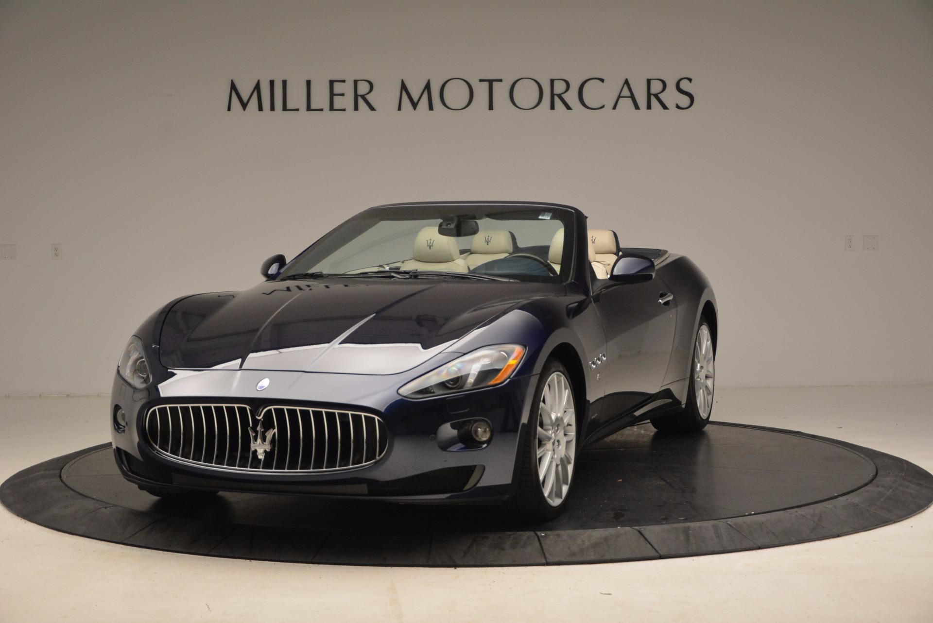 Used 2016 Maserati GranTurismo for sale Sold at Alfa Romeo of Greenwich in Greenwich CT 06830 1