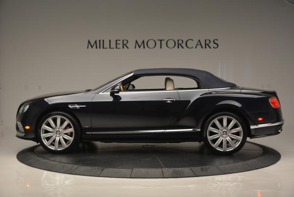 Used 2016 Bentley Continental GT V8 S Convertible for sale Sold at Alfa Romeo of Greenwich in Greenwich CT 06830 15