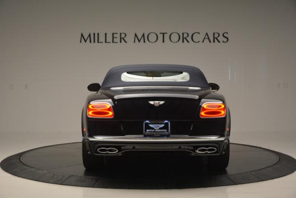 Used 2016 Bentley Continental GT V8 S Convertible for sale Sold at Alfa Romeo of Greenwich in Greenwich CT 06830 18