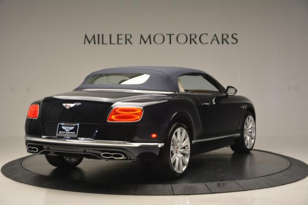 Used 2016 Bentley Continental GT V8 S Convertible for sale Sold at Alfa Romeo of Greenwich in Greenwich CT 06830 19
