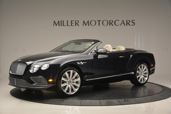 Used 2016 Bentley Continental GT V8 S Convertible for sale Sold at Alfa Romeo of Greenwich in Greenwich CT 06830 2
