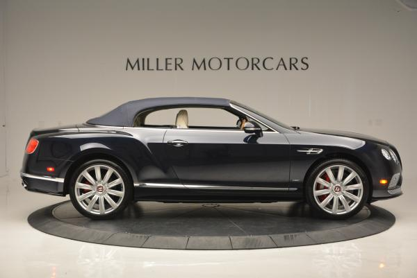 Used 2016 Bentley Continental GT V8 S Convertible for sale Sold at Alfa Romeo of Greenwich in Greenwich CT 06830 21
