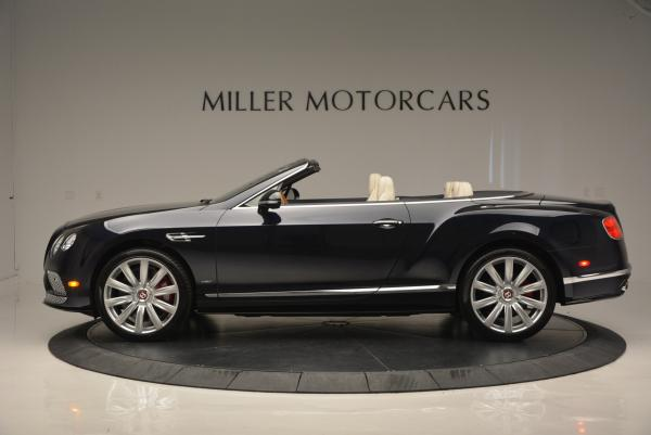 Used 2016 Bentley Continental GT V8 S Convertible for sale Sold at Alfa Romeo of Greenwich in Greenwich CT 06830 3