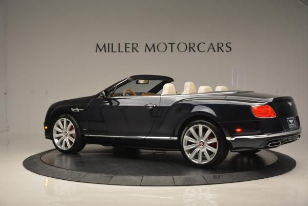 Used 2016 Bentley Continental GT V8 S Convertible for sale Sold at Alfa Romeo of Greenwich in Greenwich CT 06830 4