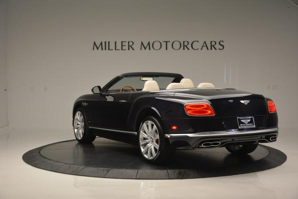 Used 2016 Bentley Continental GT V8 S Convertible for sale Sold at Alfa Romeo of Greenwich in Greenwich CT 06830 5