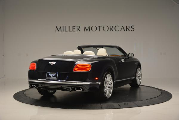 Used 2016 Bentley Continental GT V8 S Convertible for sale Sold at Alfa Romeo of Greenwich in Greenwich CT 06830 7