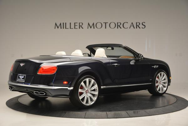 Used 2016 Bentley Continental GT V8 S Convertible for sale Sold at Alfa Romeo of Greenwich in Greenwich CT 06830 8