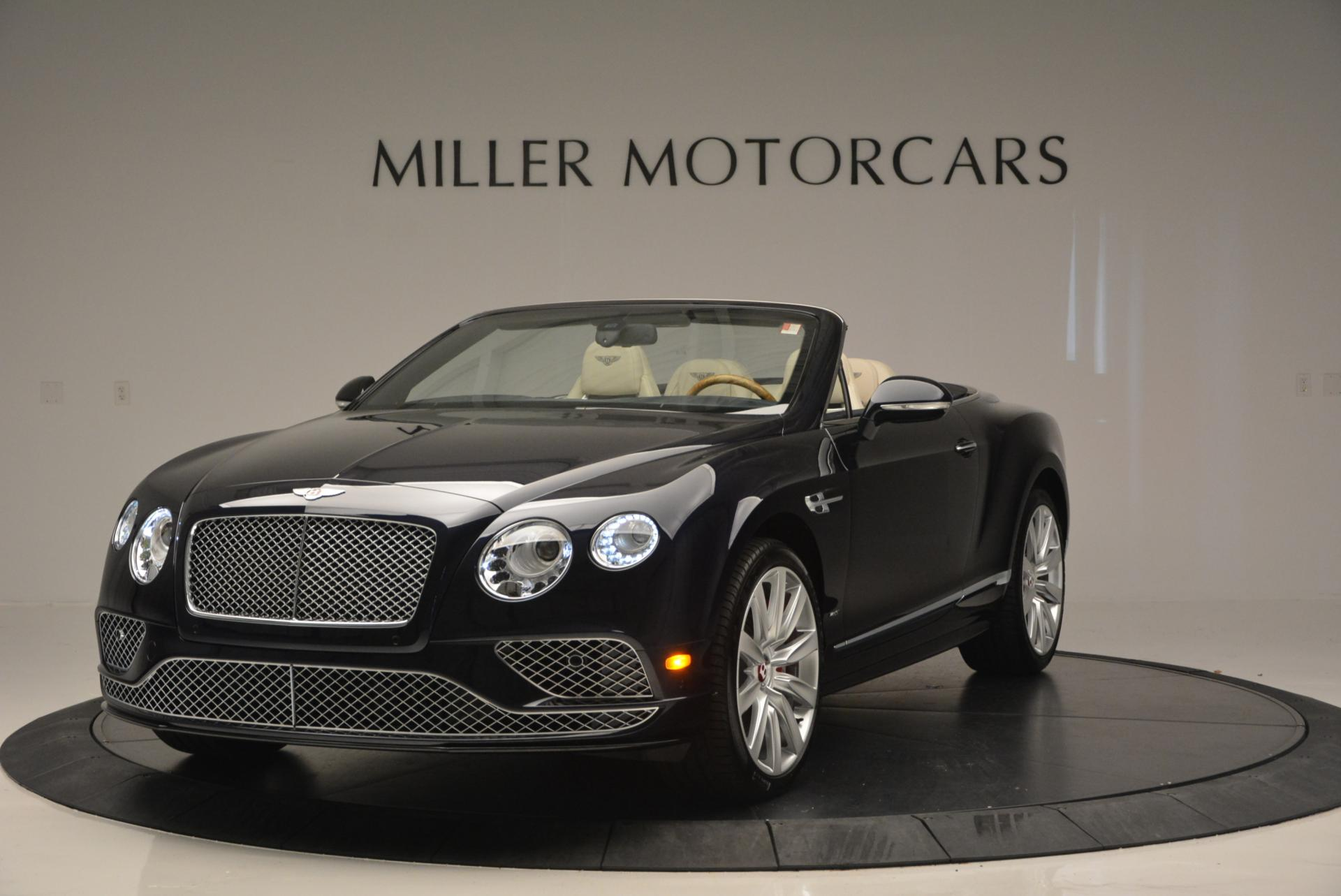 Used 2016 Bentley Continental GT V8 S Convertible for sale Sold at Alfa Romeo of Greenwich in Greenwich CT 06830 1