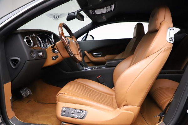 New 2017 Bentley Continental GT W12 for sale Sold at Alfa Romeo of Greenwich in Greenwich CT 06830 17