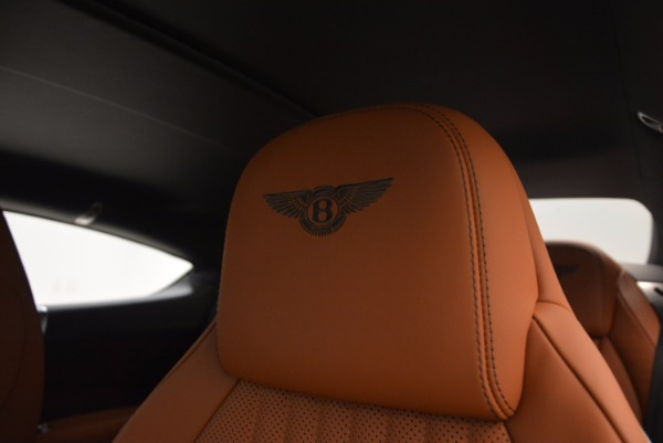 New 2017 Bentley Continental GT W12 for sale Sold at Alfa Romeo of Greenwich in Greenwich CT 06830 19
