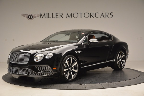 New 2017 Bentley Continental GT W12 for sale Sold at Alfa Romeo of Greenwich in Greenwich CT 06830 2