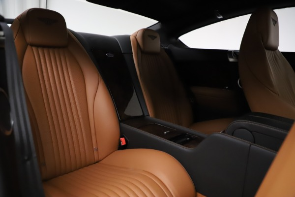 New 2017 Bentley Continental GT W12 for sale Sold at Alfa Romeo of Greenwich in Greenwich CT 06830 25