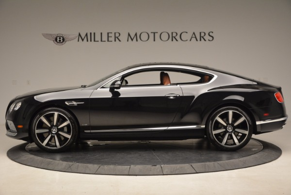 New 2017 Bentley Continental GT W12 for sale Sold at Alfa Romeo of Greenwich in Greenwich CT 06830 3