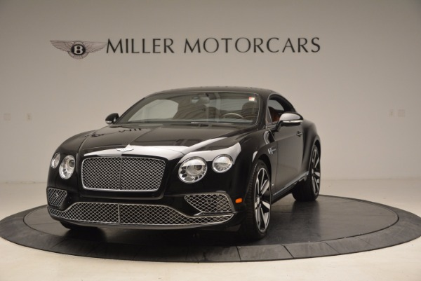 New 2017 Bentley Continental GT W12 for sale Sold at Alfa Romeo of Greenwich in Greenwich CT 06830 1