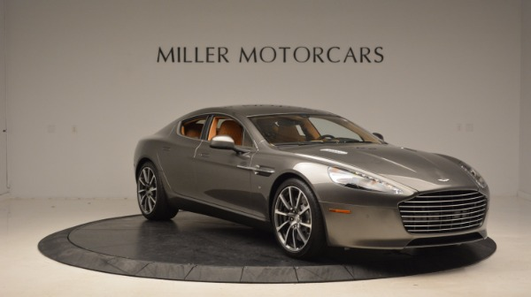 New 2017 Aston Martin Rapide S Shadow Edition for sale Sold at Alfa Romeo of Greenwich in Greenwich CT 06830 11