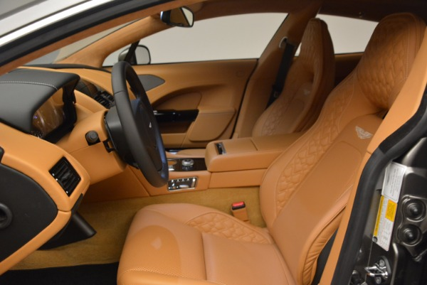 New 2017 Aston Martin Rapide S Shadow Edition for sale Sold at Alfa Romeo of Greenwich in Greenwich CT 06830 13