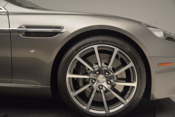 New 2017 Aston Martin Rapide S Shadow Edition for sale Sold at Alfa Romeo of Greenwich in Greenwich CT 06830 23