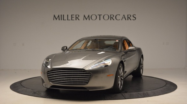 New 2017 Aston Martin Rapide S Shadow Edition for sale Sold at Alfa Romeo of Greenwich in Greenwich CT 06830 1