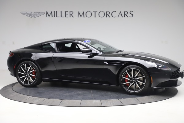 Used 2017 Aston Martin DB11 V12 Coupe for sale $135,900 at Alfa Romeo of Greenwich in Greenwich CT 06830 10