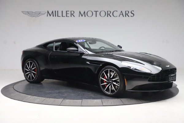 Used 2017 Aston Martin DB11 V12 Coupe for sale $135,900 at Alfa Romeo of Greenwich in Greenwich CT 06830 11