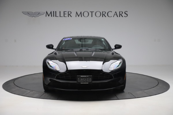 Used 2017 Aston Martin DB11 V12 Coupe for sale $135,900 at Alfa Romeo of Greenwich in Greenwich CT 06830 12