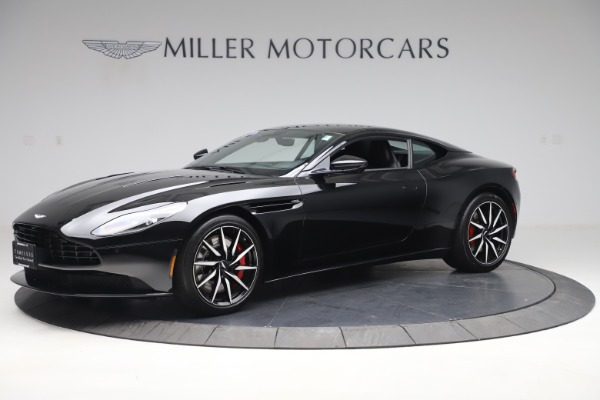 Used 2017 Aston Martin DB11 V12 Coupe for sale $135,900 at Alfa Romeo of Greenwich in Greenwich CT 06830 2
