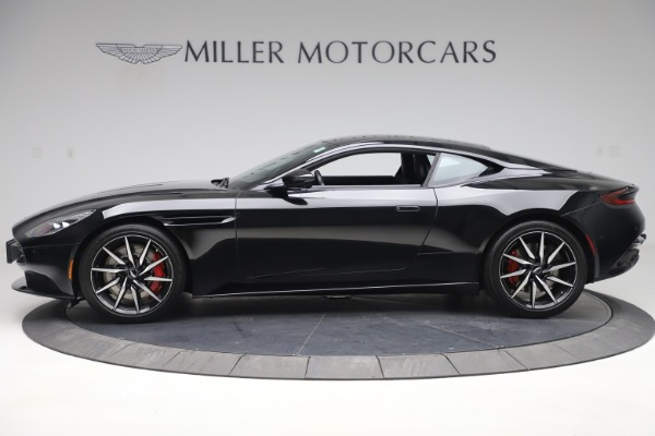 Used 2017 Aston Martin DB11 V12 Coupe for sale $135,900 at Alfa Romeo of Greenwich in Greenwich CT 06830 3