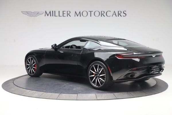 Used 2017 Aston Martin DB11 V12 Coupe for sale $135,900 at Alfa Romeo of Greenwich in Greenwich CT 06830 5