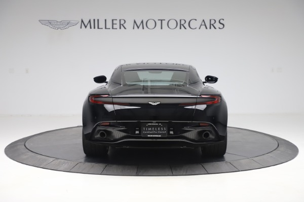 Used 2017 Aston Martin DB11 V12 Coupe for sale $135,900 at Alfa Romeo of Greenwich in Greenwich CT 06830 6