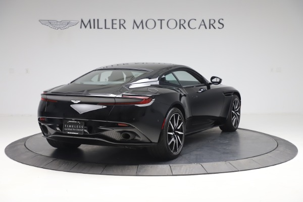 Used 2017 Aston Martin DB11 V12 Coupe for sale $135,900 at Alfa Romeo of Greenwich in Greenwich CT 06830 8