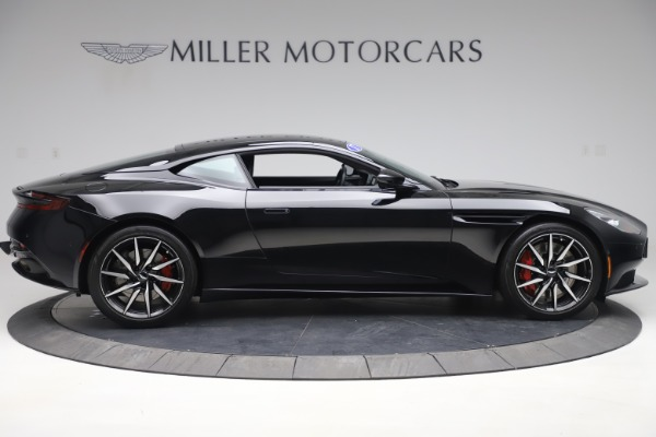 Used 2017 Aston Martin DB11 V12 Coupe for sale $135,900 at Alfa Romeo of Greenwich in Greenwich CT 06830 9
