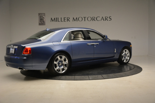 Used 2010 Rolls-Royce Ghost for sale Call for price at Alfa Romeo of Greenwich in Greenwich CT 06830 10