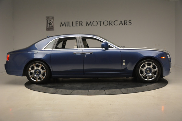 Used 2010 Rolls-Royce Ghost for sale Call for price at Alfa Romeo of Greenwich in Greenwich CT 06830 11
